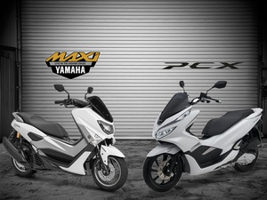 Duel Yamaha NMAX vs Honda PCX, Siapa yang Unggul?