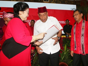 Perwira Aktif di Pilkada Indikasi Kegagalan Kaderisasi Partai?