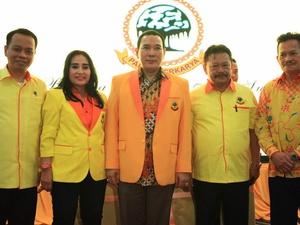 Tommy Soeharto Memang Dewan Pembi   na Partai Berkarya