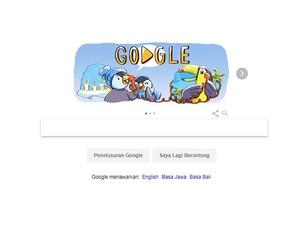 Malam Tahun Baru 2017 Jadi Inspirasi Google Doodle Berseri Hari Ini