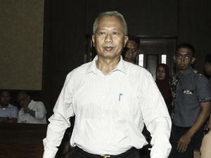 Tonny Budiono Mengaku Beri Uang ke Paspampres untuk Operasional