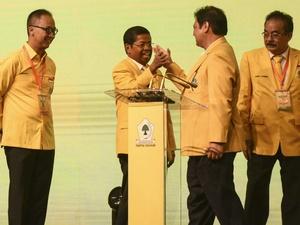 Golkar Era Airlangga akan Evaluasi Rekomendasi untuk Pilkada 2018