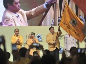 Airlangga Hartarto Rangkap Jabatan, Jokowi Ingkar Janji?