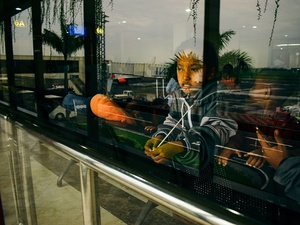 Keramaian Bandara Soetta Jelang Libur Natal & Tahun Baru