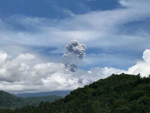 PVMBG Turunkan Radius Aman Gunung Agung Jadi 6 KM