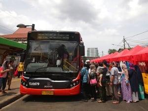 Beda Solusi Jokowi, Ahok & Anies untuk Problem Blok G Tanah Abang