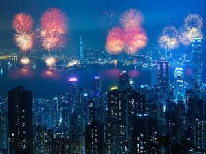 Libur Panjang Tahun Baru:    8 Tempat Wisata Asia Saksikan Kembang Api