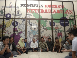 "Perjuangan Warga Kampung Dadap ""Mengusir   "" TNI dari Kampung"