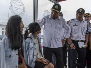 Libur Tahun Baru: Menhub Minta Pengawasan Bus Pariwisata Diperketat