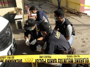 Polisi Periksa Lima Saksi Terkait Bom Molotov di Polsek Bontoala