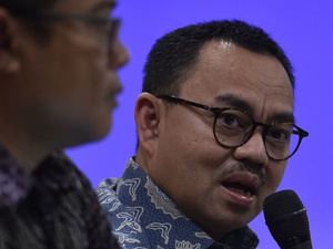 Anies Baswedan danSudirman Said Bicarakan Pilkada Jateng