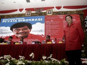 Pertimbangan Megawati Pilih Djarot Jadi Cagub Sumut di Pilgub 2018