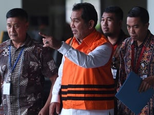 KPK Geledah Empat Lokasi Terkait Kasus Korupsi RSUD Damanhuri