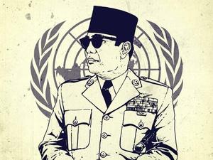 Gara-gara Malaysia, Indonesia Keluar dari PBB