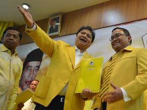 Soal Ra   ngkap Jabatan: Idrus Marham Yakin Tak Ganggu Kinerja Partai