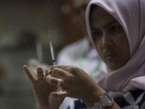 Anies Minta Penolak Imunisasi Tak Ragukan Keamanan Vaksin Difteri