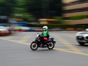 Motor Boleh Melintas di Jalan Thamrin