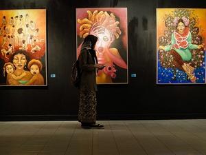 Artpression 16 Perempuan Memandang Dunia