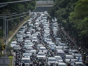 Wacana Jalan Berbayar (ERP) sejak Era Jokowi, Ahok, lalu Anies