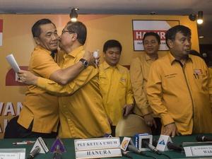 Hanura Kubu Daryatmo Desak Menkumham Cabut SK Pihak OSO