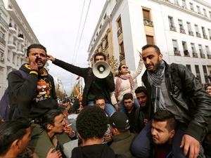 7 tahun setelah Ben Ali Lengser, Tunisia Kembali Dihajar Demo