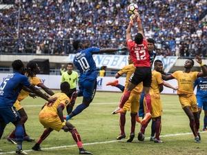 Mario Gomez Belum Puas pada Permainan Persib di Piala Presiden 2018