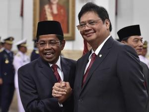 Dua Menteri Golkar Boleh Rangkap Jabatan, Ada Apa dengan Jokowi?