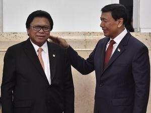 Pusaran Konflik Partai Hanura, Hubungan Wiranto-OSO Retak?