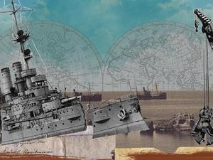 Misteri Raibnya Bangkai Kapal Perang Belanda di Laut Jawa