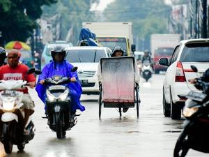 BECAK JAKARTA