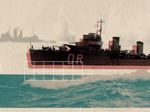 Karel Doorman Memilih Tenggelam bersama De Ruyter di Laut Jawa