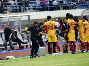Hasil Akhir PSM Makassar vs Sriwijaya FC Skor 0-3