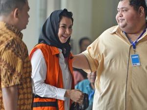 KPK Periksa Dokter Kecantikan untuk Kasus TPPU Rita Widyasari