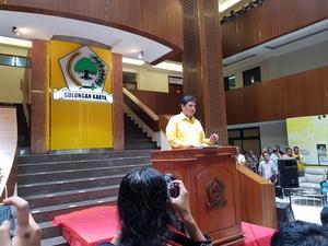 """Rangkap Jabatan, Posisi Idrus di DPP Golkar Disebut """"Portofolio"""""""