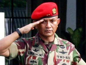 Lodewijk, Sekjen Golkar Ketiga dari Militer Setelah Reformasi
