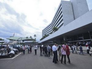 Rapat Kerja Kemenkeu-DPR Tertunda Akibat Gempa