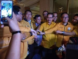 Hanura Putuskan 8 Nama Anggota Tim Inventalisir Konflik Partai