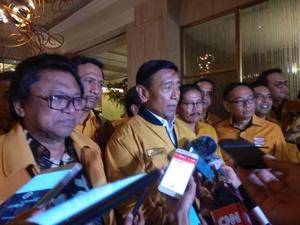 Komentar Daryatmo Usai Wiranto Sebut OSO Sebagai Ketua Umum Hanura