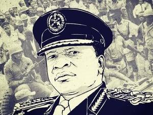 Peran Inggris Membekingi Diktator Buas Idi Amin