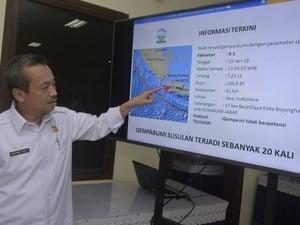 BMKG Imbau Masyarakat Tak Terpengaruh Hoax Gempa Susulan