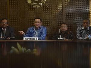 Ketua DPR Klaim Rekomendasi Pansus Angket Tak akan Lemahkan KPK
