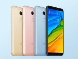 Flash Sale Xiaomi Redmi 5 Plus Hari Ini Hanya di Aplikasi Lazada