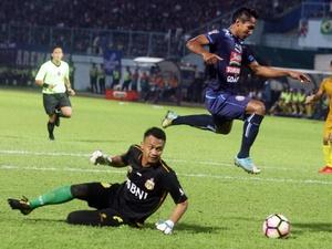 Jadwal Arema vs Borneo FC Prediksi Piala Gubernur Kaltim 2018