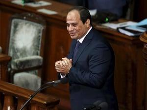 Jel   ang Pemilu Mesir, al-Sisi Sukses Bungkam Lawan-Lawan Politiknya