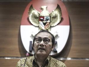 KPK Sebut Kasus Cagub Maluku Utara Pernah Ditangani Polisi