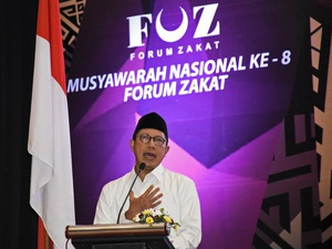 Tanggapan Menag Lukman Hakim Soal Menara Masjid Al-Aqsha Sentani