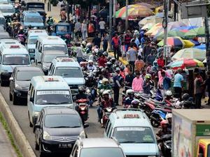 Sandiaga: Jangankan Jalan Kaki, Naik Sepeda Saja Setengah Mati
