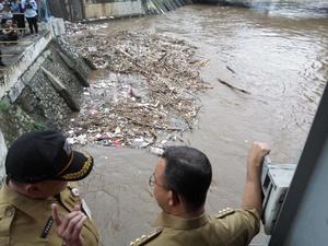 Belasan Kampung di Jakarta Disiapkan Hadapi Banjir Sungai Ciliwung