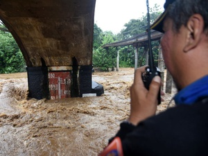 Banjir Jakarta, Pemprov DKI Menyiagakan Seluruh Pompa Air