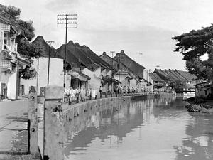 Di Antara Kanal Banjir dan Bendung Katulampa, Ada Hendrik van Breen